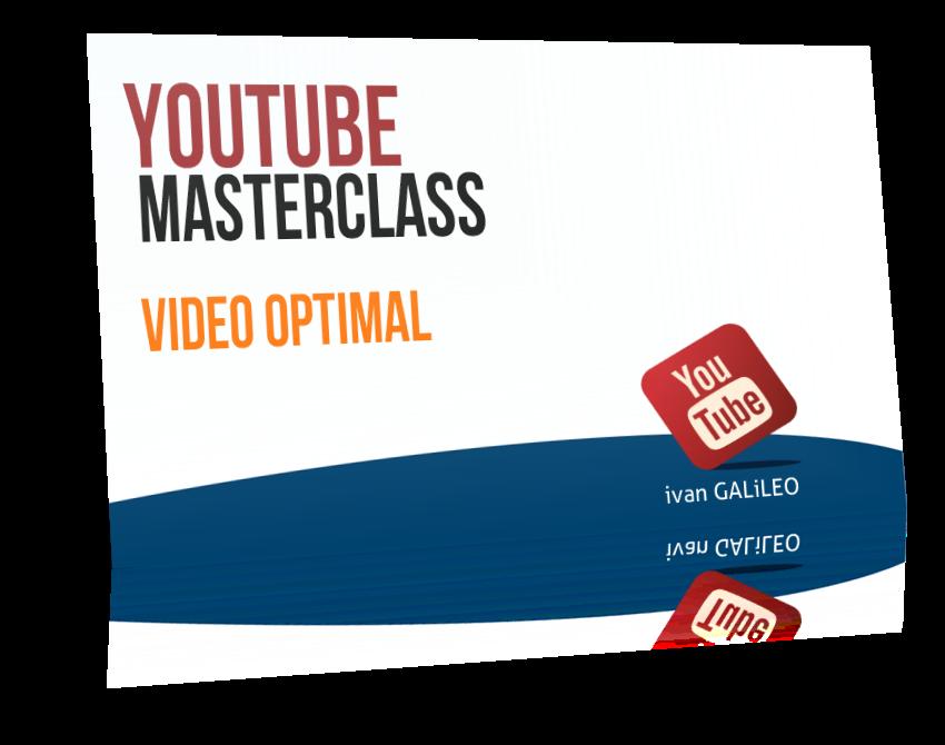 YouTube MasterClass Video optimieren